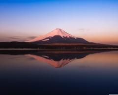 Mount Fuji Landscapes 4K HD Desktop Wallpapers for 4K Ultra HD TV