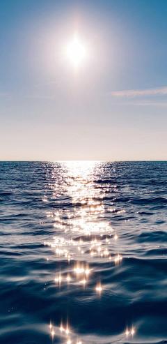 D Sunshine Ocean Hd Wallpapers