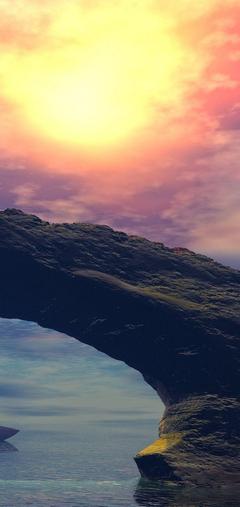 Landscape Rocks 8K Wallpapers