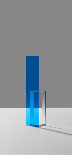 Shape Glass Blue Wallpapers