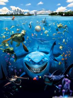 Finding Nemo Wallpapers 4K