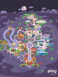 Play Disney Parks Wallpapers Disneyland Park
