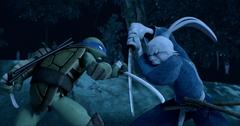Usagi Yojimbo image Usagi battles Leonardo HD wallpapers and