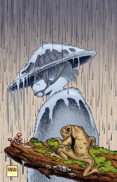 Usagi Yojimbo image Usagi travelling in the rain HD wallpapers and