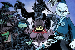 USAGI YOJIMBO is Being Developed as an Animated Series with James