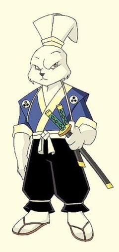 Miyamoto Usagi by SolGravionMegazord