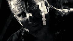 Sin City Marv Mickey Rourke