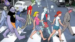 Abbey road comics image madman wallpapers