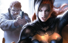 Wallpapers DC Comics James Gordon batgirl Barbara Gordon image