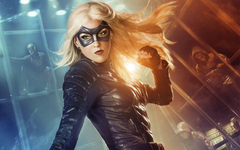 Black Canary in Arrow Wallpapers