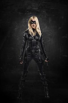 Katie Cassidy Arrow DC Comics TV Black Canary Wallpapers HD