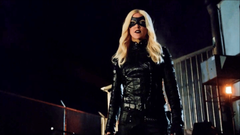 Katie Cassidy Arrow Black Canary