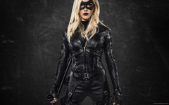 Katie Cassidy As Black Canary wallpapers