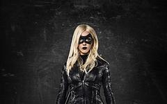 Katie Cassidy as Black Canary in Arrow Wallpapers desktop