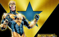 Booster Gold Wallpapers 1