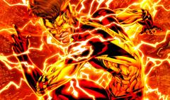 Kimin Nesi Bart Allen Impulse Kid Flash The Flash