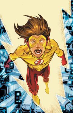 Flashpoint Kid Flash Lost Starring Bart Allen