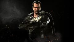 Black Adam Injustice 2 Game Wallpapers