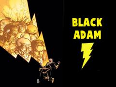 Adorable Black Adam Wallpapers