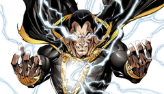 Black Adam Rules Over DEATH BATTLE by AdamGregory04