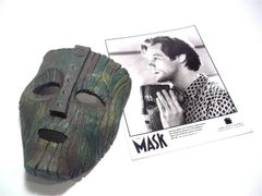 The Mask Loki Mask 1 1 Screen accurate Cast off Original Used