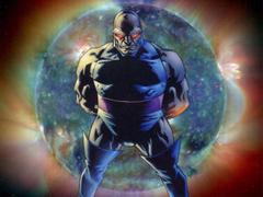 darkseid wants to rule the world
