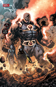 Darkseid screenshots image and pictures