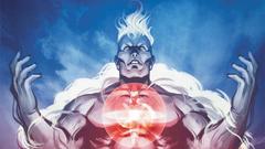 Captain Atom HD Wallpapers