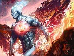 Captain Atom Wallpapers and Backgrounds Image