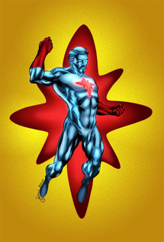 Captain Atom on Flipboard