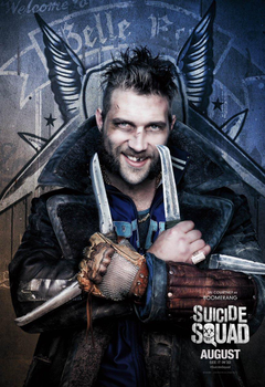 Suicide Squad image Suicide Squad Character Poster