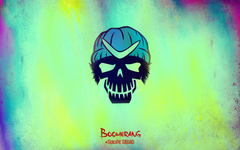 Captain Boomerang image Captain Boomerang Skull Wallpapers HD