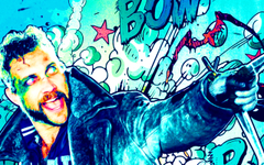 Suicide Squad image Captain Boomerang HD wallpapers and backgrounds