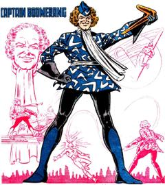 Captain Boomerang Clipart Clip Art Clip