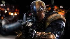 Deathstroke Suicide Squad Ultra HD Wallpapers desktop