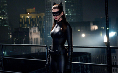Anne Hathaway Catwoman Dark Knight Rises Wallpapers