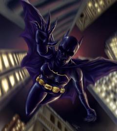 Cassandra Cain Batgirl DCcomics