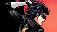 Off My Mind What s Next For Cassandra Cain