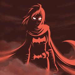 Cassandra Cain by Corina T batman