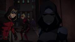 Batfan Friday Cassandra Cain Gets Animated