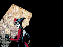Gotham Girls image Harley Quinn HD wallpapers and backgrounds photos