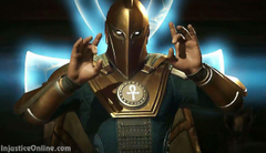 Dr Fate Confirmed For Injustice 2