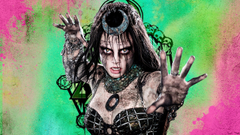 Wallpapers Enchantress Suicide Squad June Moone Cara Delevingne