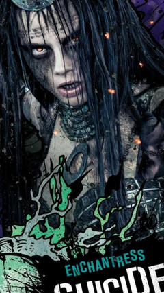 Enchantress In Suicide Squad HD 4k Wallpapers In