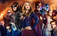 DC s Legends Of Tomorrow HD Wallpapers