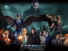 DC Legends Of Tomorrow HD Wallpapers