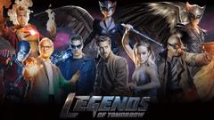 DC s Legends Of Tomorrow Computer Wallpapers Desktop Backgrounds