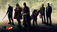 Batman DC Comics The Joker Batman Begins Two