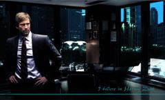 I believe in Harvey Dent by vashsunglasses