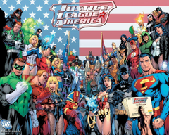 Justice League Unlimited Hd Wallpapers